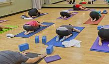yoga sweat 2